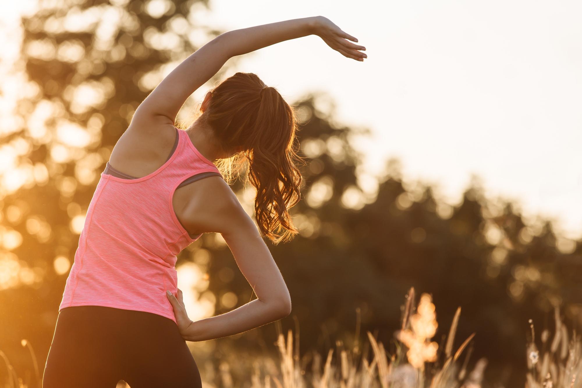 Fyzická aktivita pomáha pri snahe o dieťa